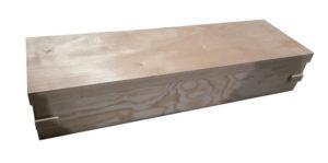 simple ply casket