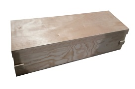 simple ply casket